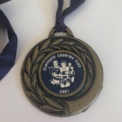 first medal
