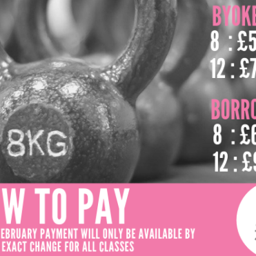 HOW TO PAY KETTLEBELLS